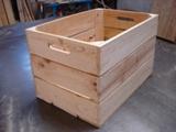 caja fruta madera 10F