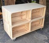 modelo 16f 17425 euros - Muebles Con Cajas De Fruta
