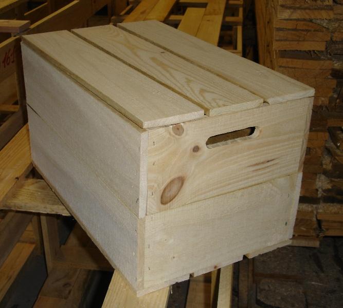 cajas de madera fruta para decoracion