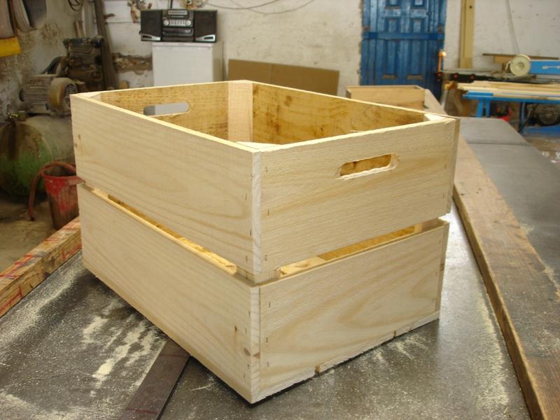 caja fruta - Cajas De Madera Fruta