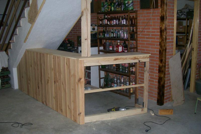 Embalajes de madera - Como se hace una casa de madera ...