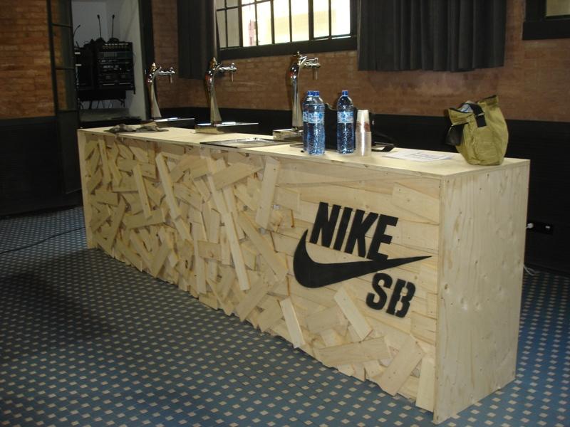 Embalajes de madera for Barras de madera bar